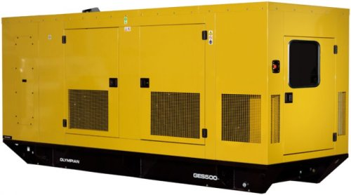 GERADOR DE ENERGIA  500 KVA 220V (DIESEL)